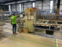 Thorwesten PBZ-1 PVC Machining Centre