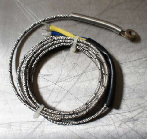 Thermocouple J Type - 2m long